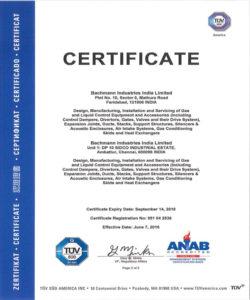 certifictae